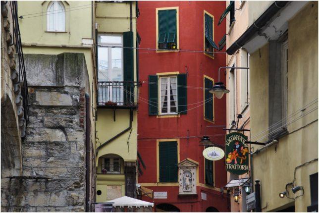 In der Altstadt...
