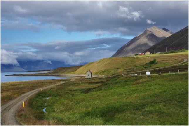 Bei Hrafnseyri am Arnarfjörður