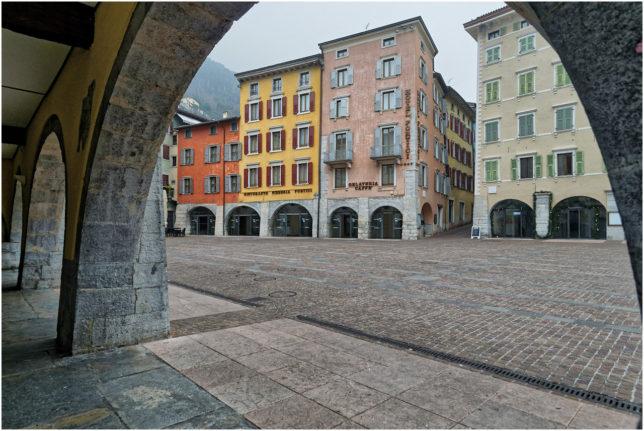 Riva del Garda, Piazza III Novembre