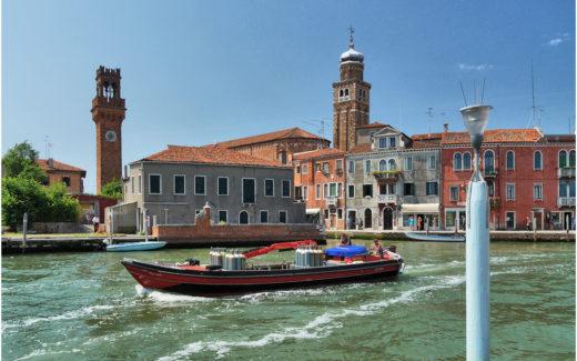 An der Riva Longa in Murano