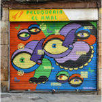 Graffiti in Barcelona 2