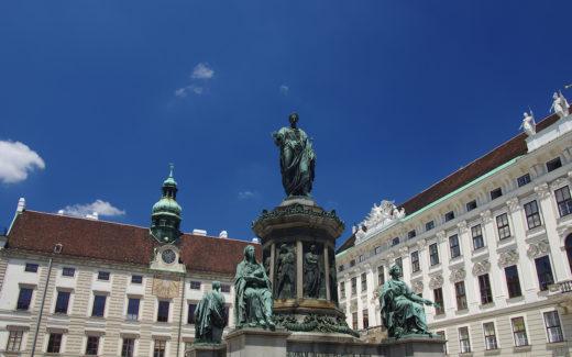 In der Wiener Hofburg