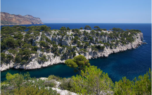 Die Calanques de Port Pin