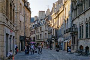 In der Rue des Forges