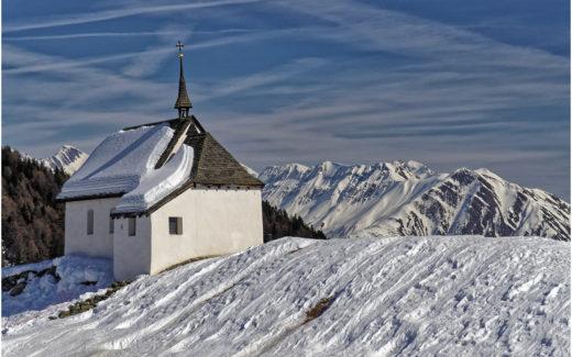 Die Kapelle auf der Bettmeralp