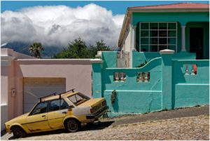 Detail in Bo-Kaap