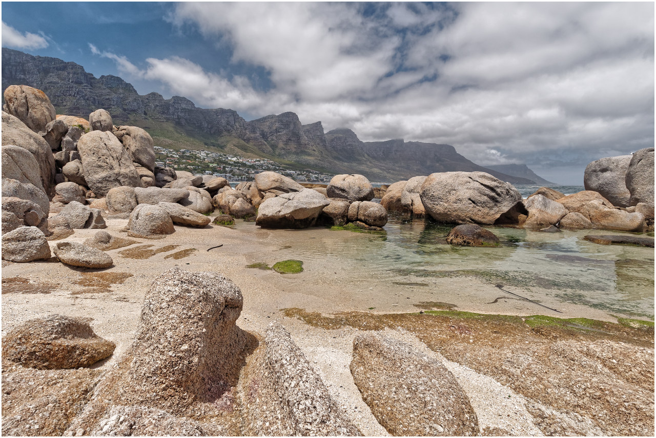 Strand bei Camps Bay