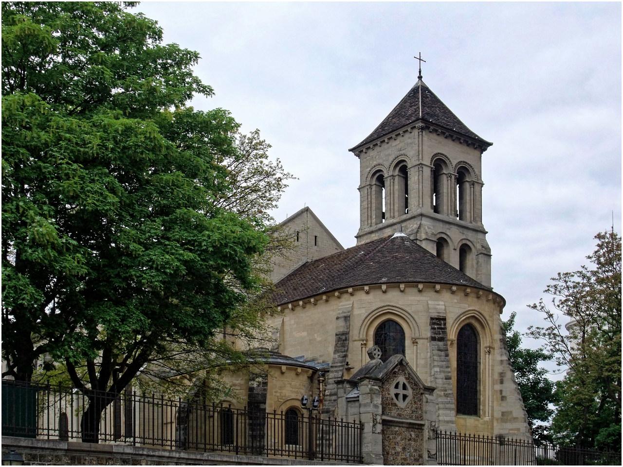 Die Paroisse Saint-Pierre de Montmartre