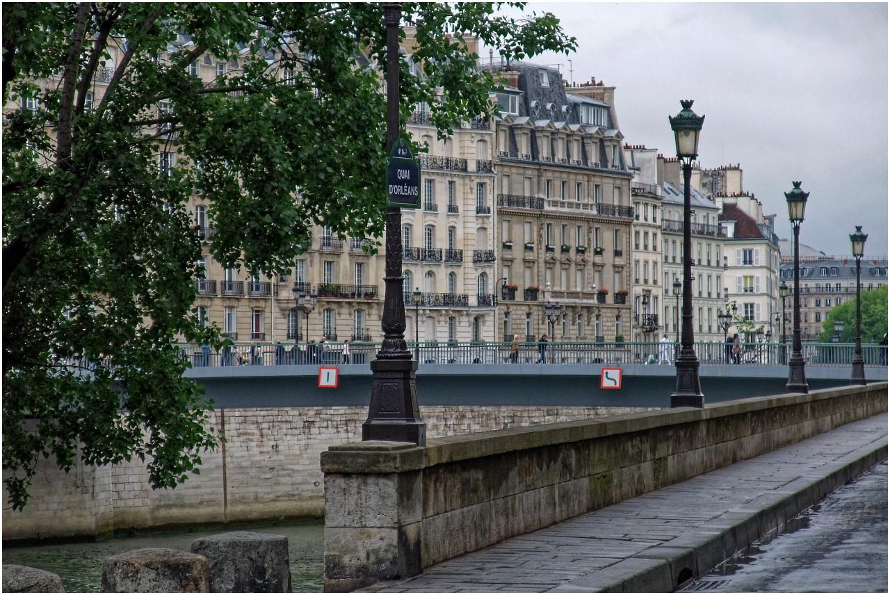 Am Quai d'Orléans