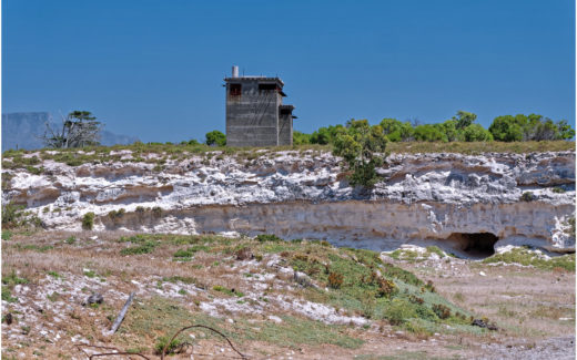 The Limestone Quarry