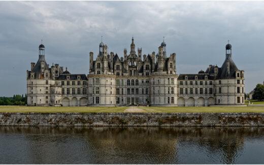 Das Schloss von Chambord