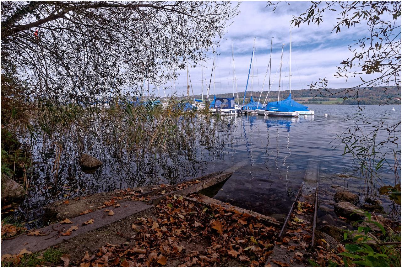 Einwasserungsstelle in Beinwil am See