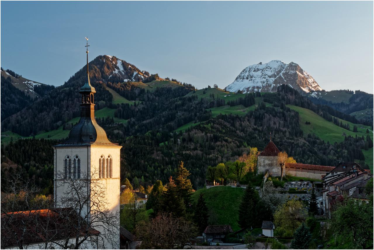 Die Eglise Saint-Théodule