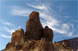 Felsen in allen möglichen Formen