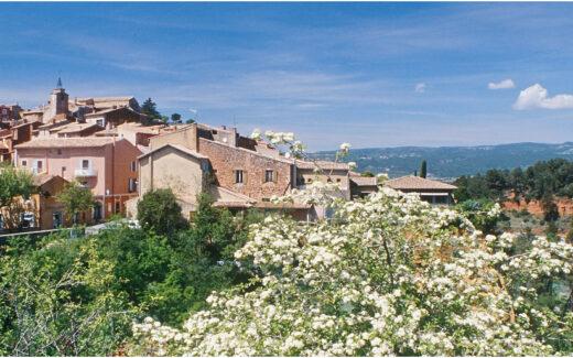 Roussillon im Luberon