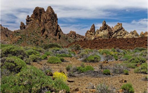 Los Roques de García