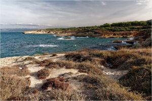 Küste bei Porto Torres, Sardinien